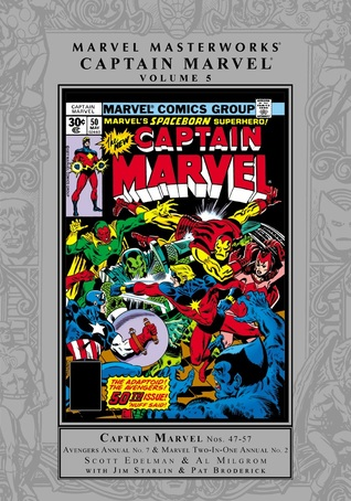 Marvel Masterworks: Captain Marvel, Vol. 5