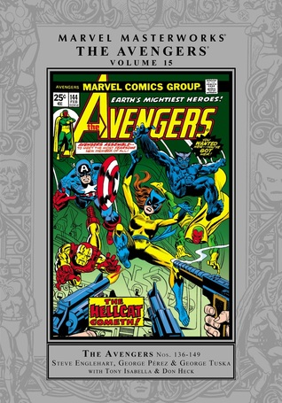 Marvel Masterworks: The Avengers, Vol. 15