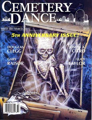 Cemetery Dance: Issue 19