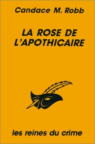 La rose de l'apothicaire