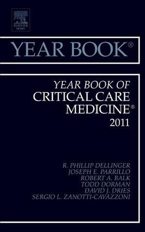Year Book of Critical Care Medicine 2011 - E-Book (Year Books)