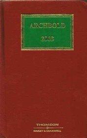 Archbold: Print Bundle: Criminal Pleading, Evidence and Practice