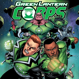 Green Lantern Corps (2011-2015) (Collections) (6 Book Series)