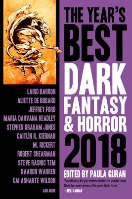 The Years Best Dark Fantasy & Horror 2017 Edition