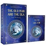 The Old Man and the Sea The Old Man (hardcover illustration original English vocabulary comes annotation manual) World Literature Classics Collection read the best-selling novel of choice - Zhenyu English