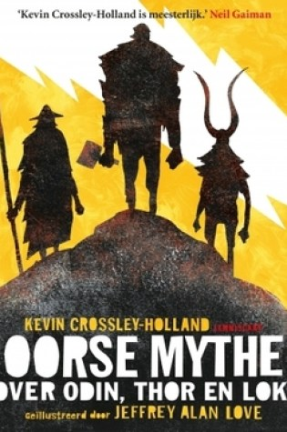 Noorse mythen – over odin, thor en loki – Kevin Crossley-Holland