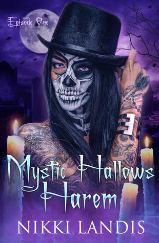 Black Magic Voodoo (Mystic Hallows Harem)