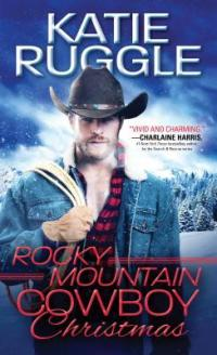 Rocky Mountain Cowboy Christmas cover
