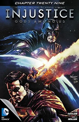 Injustice: Gods Among Us (Digital Edition) #29