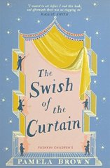 The Swish of the Curtain: Blue Door 1 by Pamela Brown