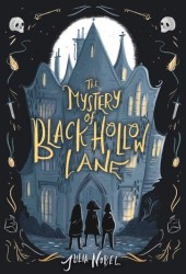 The Mystery of Black Hollow Lane (Black Hollow Lane, #1) Pdf Book