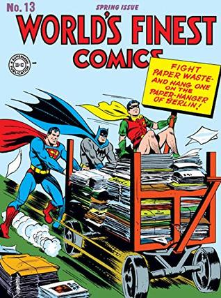 World's Finest Comics (1941-1986) #13 (World's Finest (1941-1986))