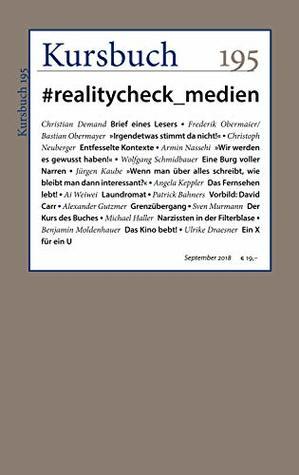 Kursbuch 195: #realitycheck_medien