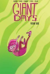 Giant Days, Vol. 9 (Giant Days #9) Pdf Book