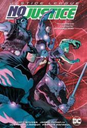 Justice League: No Justice Pdf Book