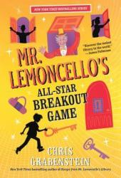 Mr. Lemoncello's All-Star Breakout Game (Mr. Lemoncello's Library, #4) Pdf Book