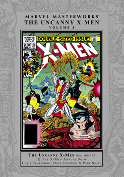 Marvel Masterworks: The Uncanny X-Men, Vol. 8