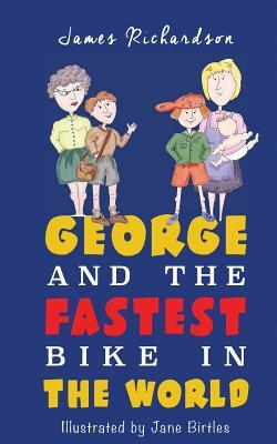 George and the fastest bike in the world