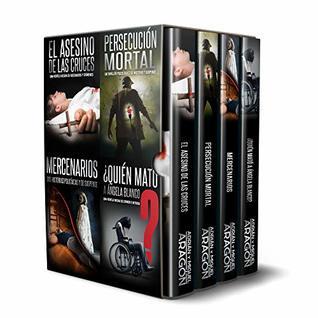 Crímenes por Ventilar: Novelas policíacas en español de misterio y suspense