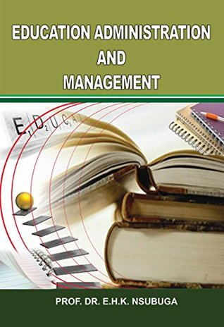 Education Administration and Management