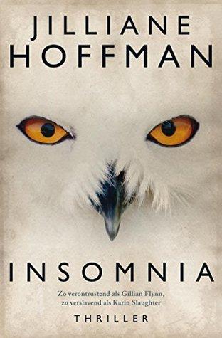 Insomnia Boek omslag