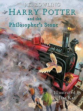 Harry Potter and the Philosopher's Stone: Illustrated [Kindle in Motion]