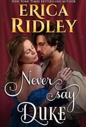 Never Say Duke (12 Dukes of Christmas, #4) Pdf Book