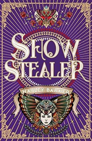 Showstealer Boek omslag