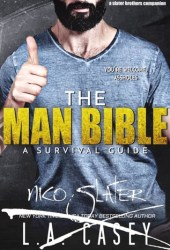 The Man Bible: A Survival Guide (Slater Brothers, #6.5) Pdf Book