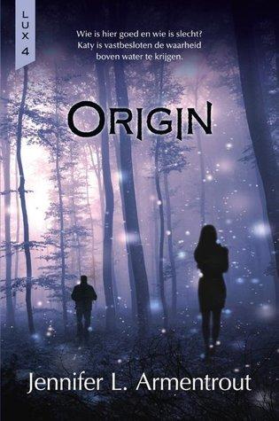 Origin (Lux #4) – Jennifer L. Armentrout