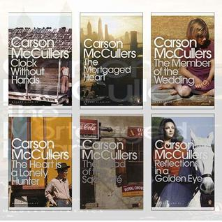 Carson McCullers Penguin Modern Classics 6 Books Collection Set