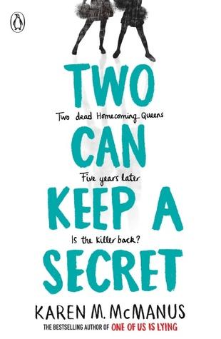 Two Can Keep A Secret Boek omslag