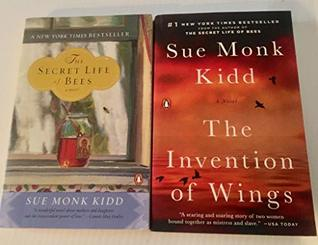 2 Books! 1) The Secret Life of Bees 2) The Invention of Wings
