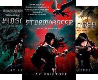 The Lotus War (3 Book Series)