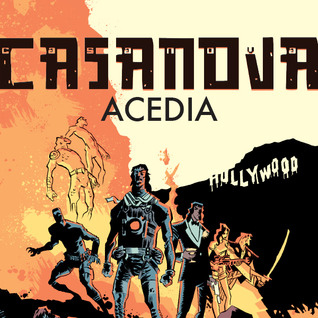 Casanova: Acedia (Issues) (8 Book Series)