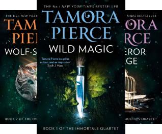The Immortals (4 Book Series)