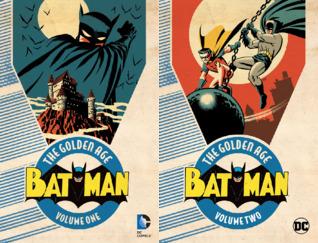Batman: The Golden Age Bundle (2 Book Series)