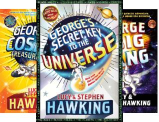 George's Secret Key (4 Book Series)