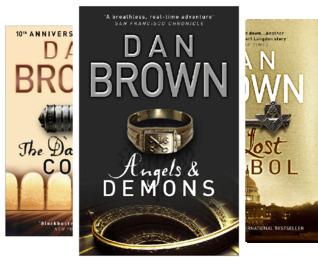 Robert Langdon (5 Book Series)