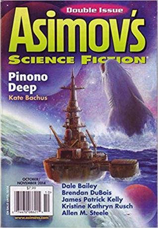 Asimov's Science Fiction, October/November 2014