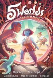 The Red Maze (5 Worlds Book, #3) Pdf Book
