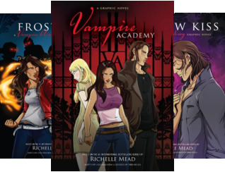 Vampire Academy: The Graphic Novel Series (3 Book Series)