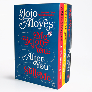 Me Before You, After You, and Still Me 3-Book Boxed Set