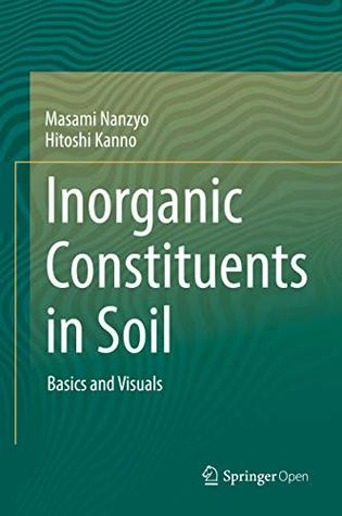 Inorganic Constituents in Soil: Basics and Visuals