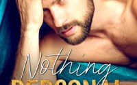 REVIEW:  NOTHING PERSONAL by Karina Halle