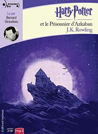 HARRY POTTER ET LE PRISONNIER D'AZKABAN 2CD MP3
