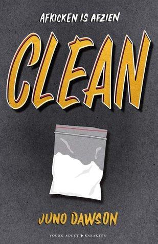 Clean Boek omslag