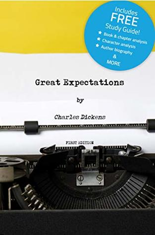 Great Expectations (Annotated) - including Book Study Guide!