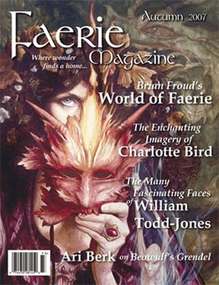 Faerie Magazine, Autumn 2007 #11