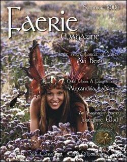 Faerie Magazine, Summer 2006 #6